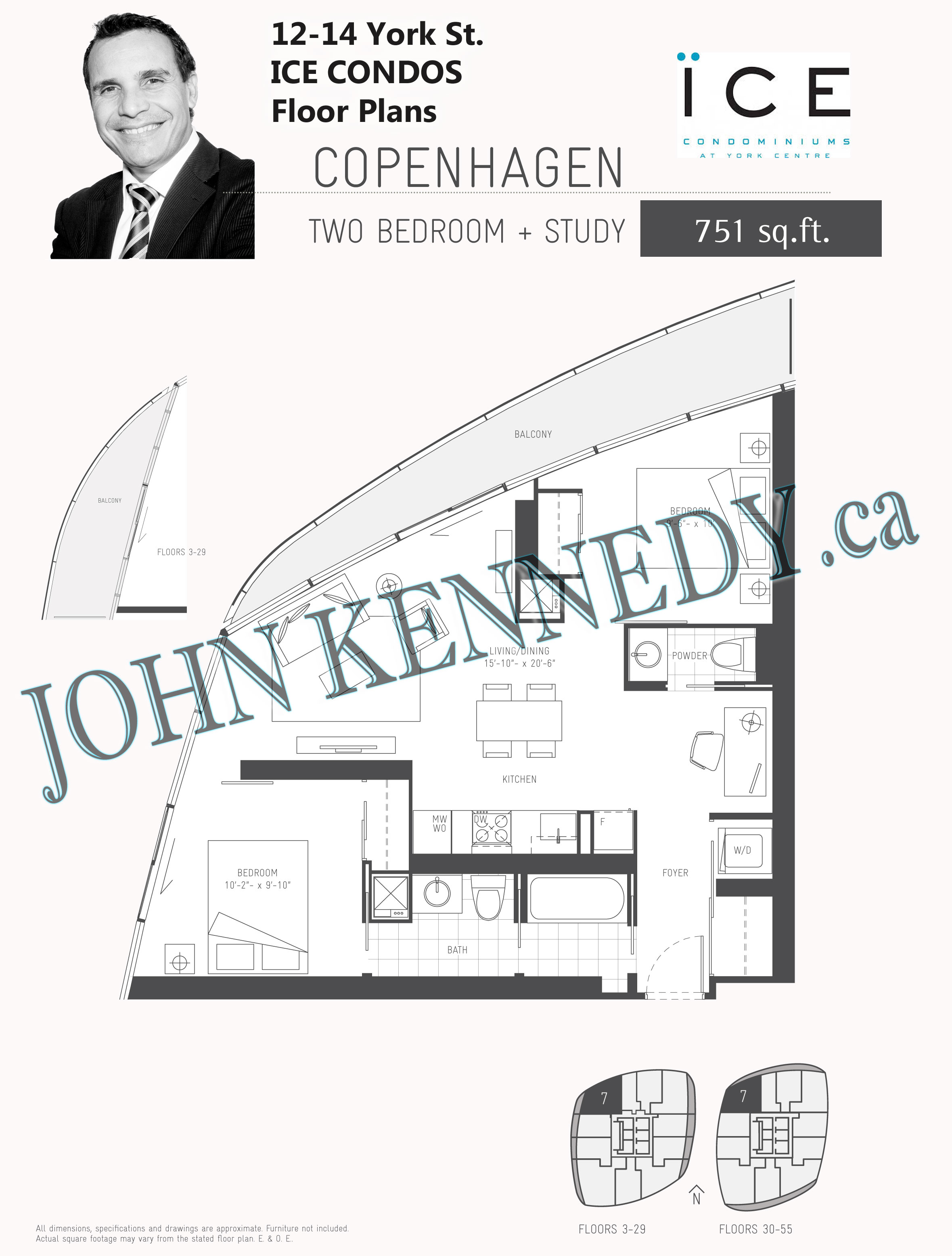 14 York St Condos for Sale and for Rent- JOHN KENNEDY